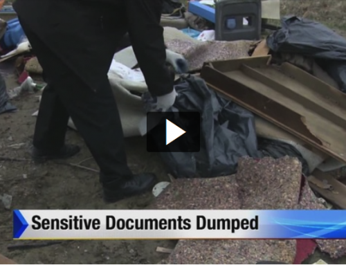 Sensitive Wayne County Sheriff's Office documents dumped on Detroit's east side